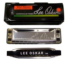 Lee Oskar Blues / Diatonic Harmonica, Key of Low D